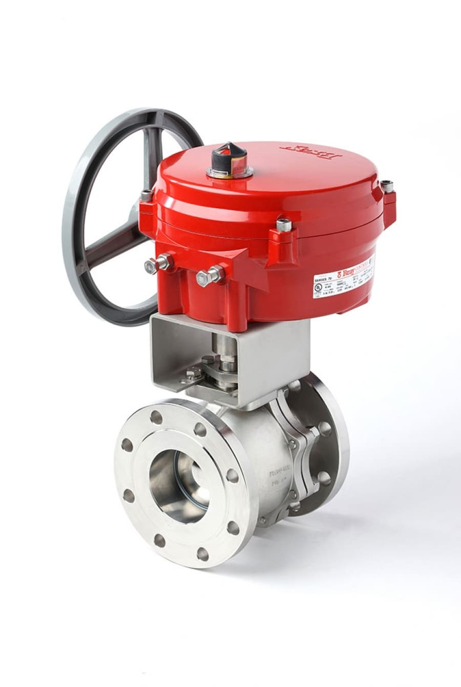 Bray FlowTek Ball Valves