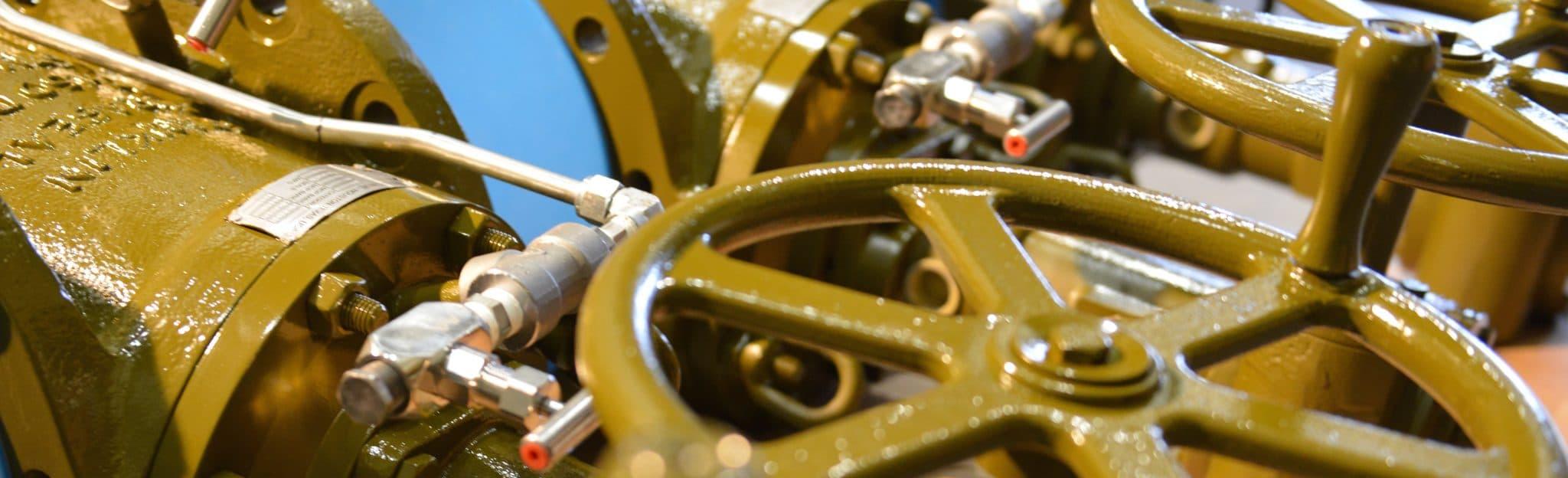 Franklin Expanding Plug Valves