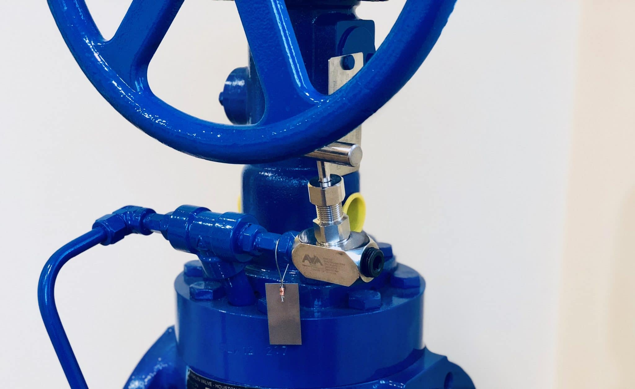 Franklin Duraseal Double Block and Bleed valve